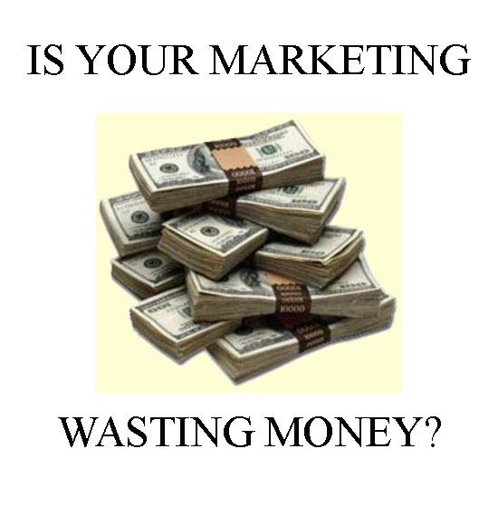 Is marketing wasting all your money?